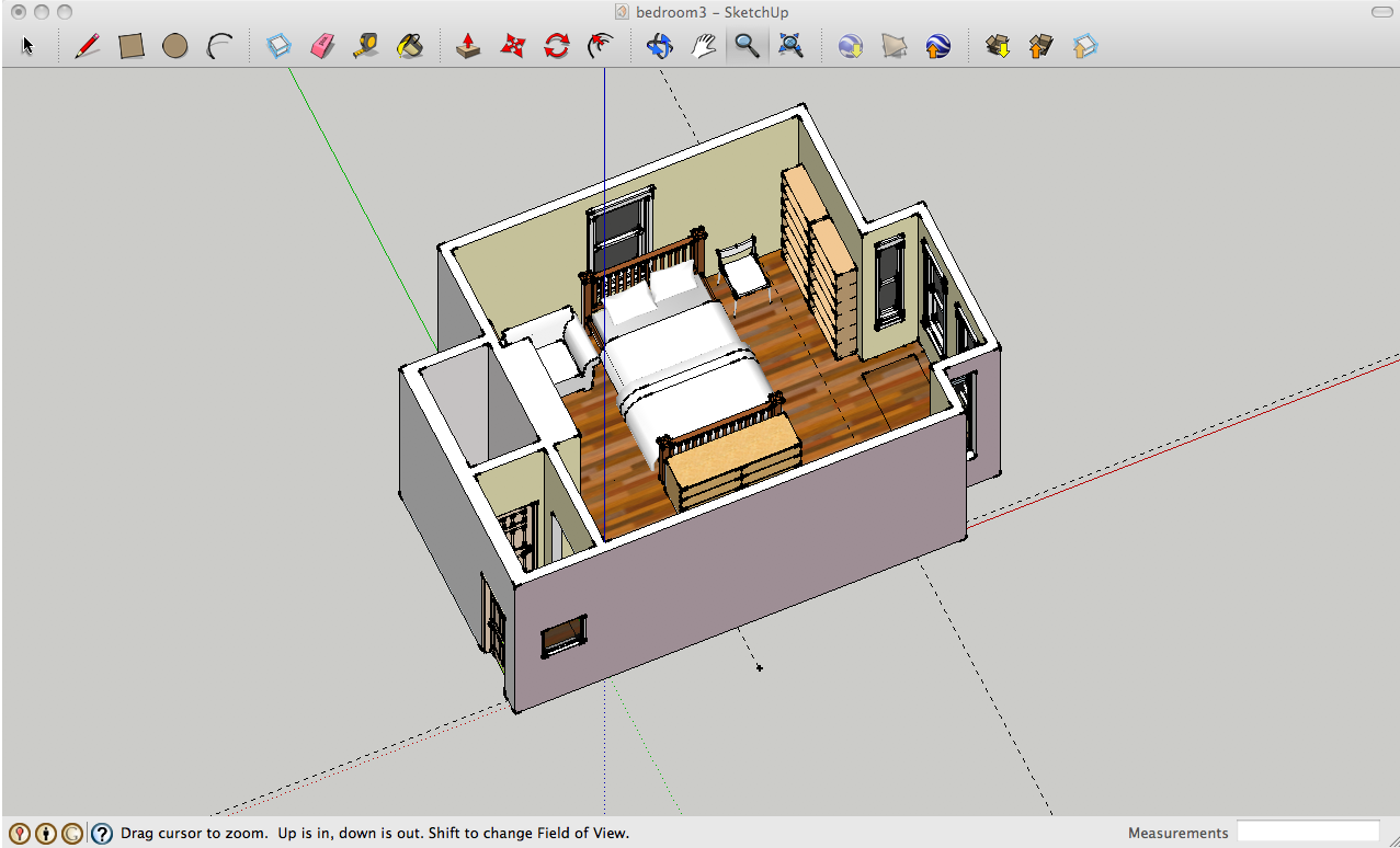 Sketchup dresser plans pdf woodworking for Tutorial ikea home planner